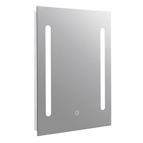 Turin 500x700mm LED Illuminated Mirror Inc. Touch Sensor - MIR346