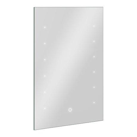 Turin 400x600mm LED Illuminated Bathroom Mirror Inc. Touch Sensor