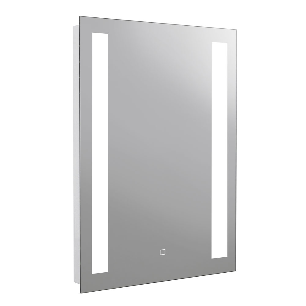 Turin 500x700mm LED Illuminated Mirror Inc. Touch Sensor - MIR348