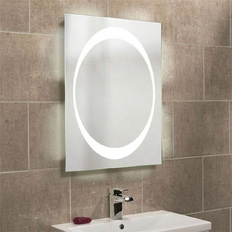 Roper Rhodes Equator Backlit Illuminated Mirror - MLB260
