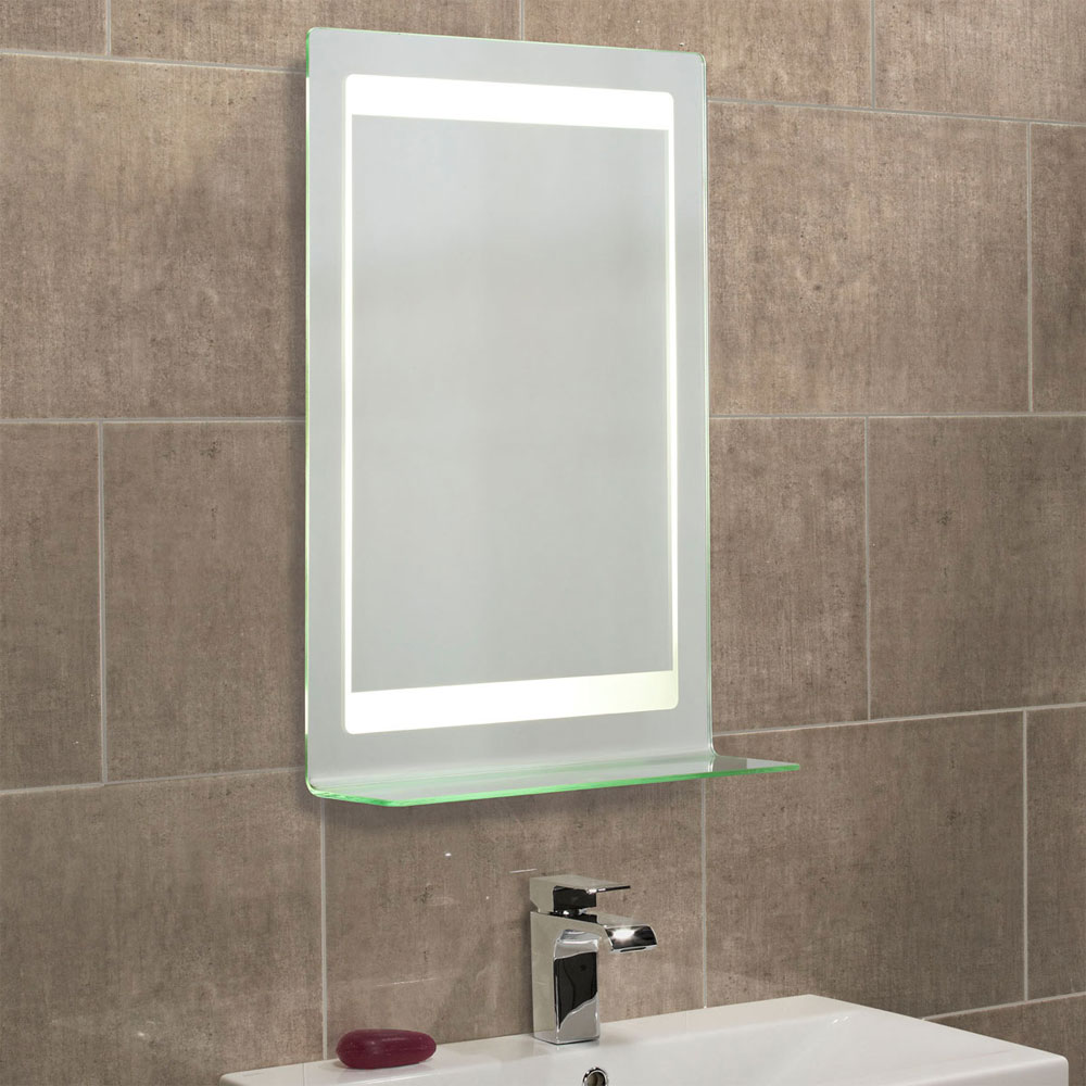 Roper Rhodes Gamma Backlit Illuminated Mirror - MLB270 Large Image