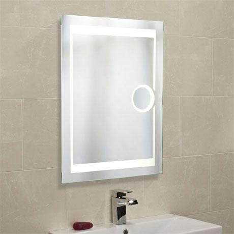 Roper Rhodes Corona Backlit Illuminated Mirror - MLB300