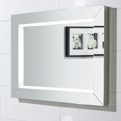 Roper Rhodes Sense Fluorescent Illuminated Mirror - MLB330