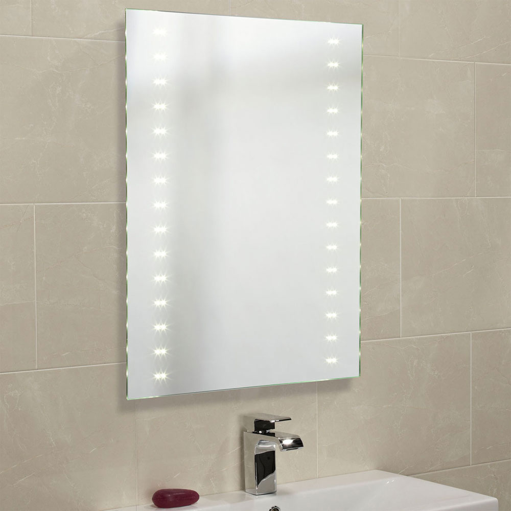 Roper Rhodes Pulse Plus LED Illuminated Mirror - MLE310 Large Image