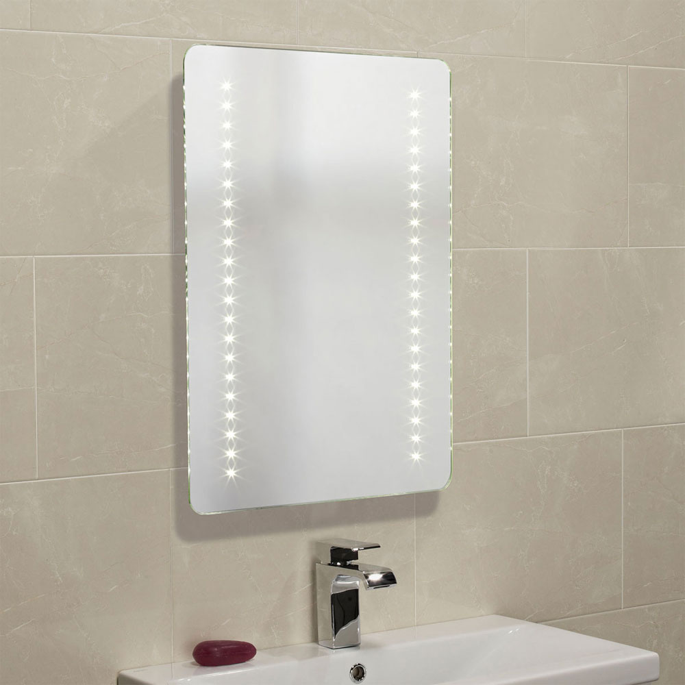 Roper Rhodes Flare LED Illuminated Mirror - MLE320 profile large image view 3