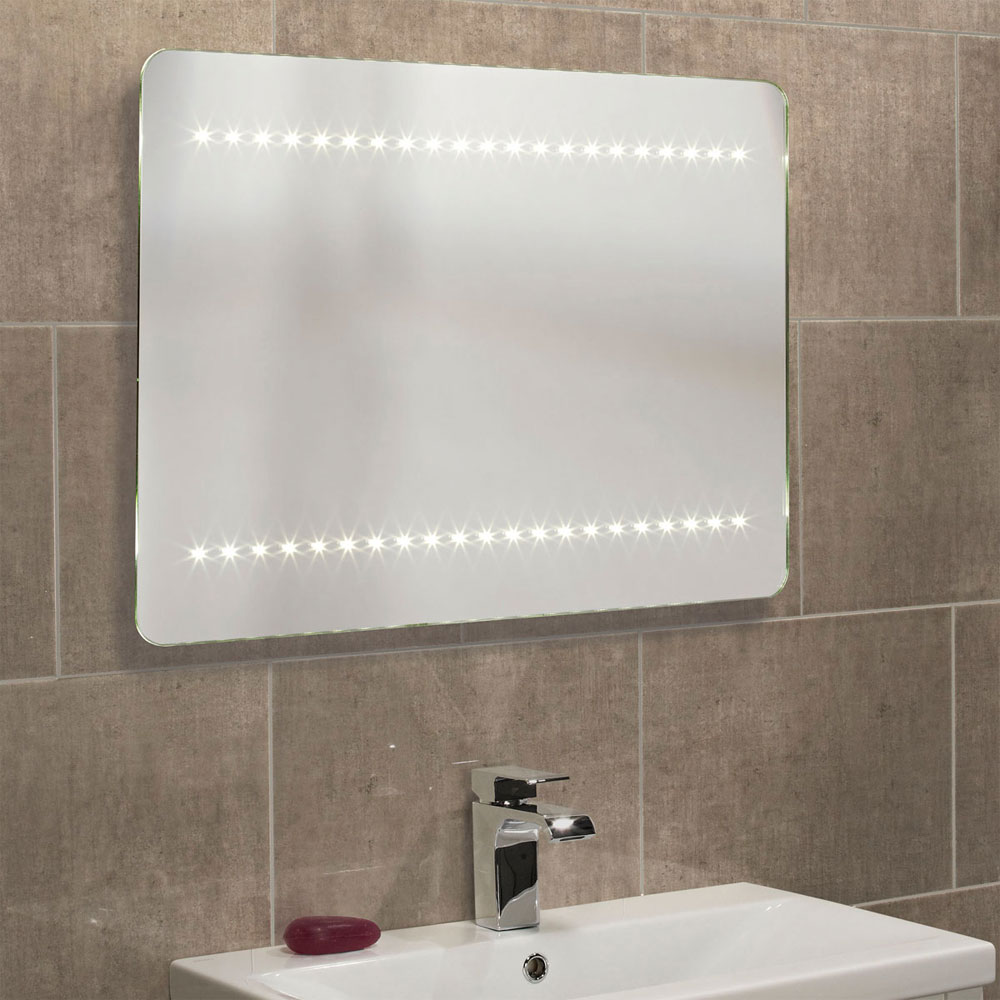 Roper Rhodes Flare LED Illuminated Mirror - MLE320 profile large image view 1
