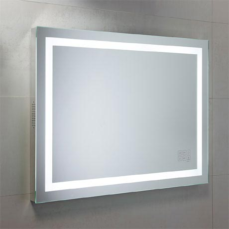 Roper Rhodes Beat Bluetooth Illuminated Mirror - MLE420