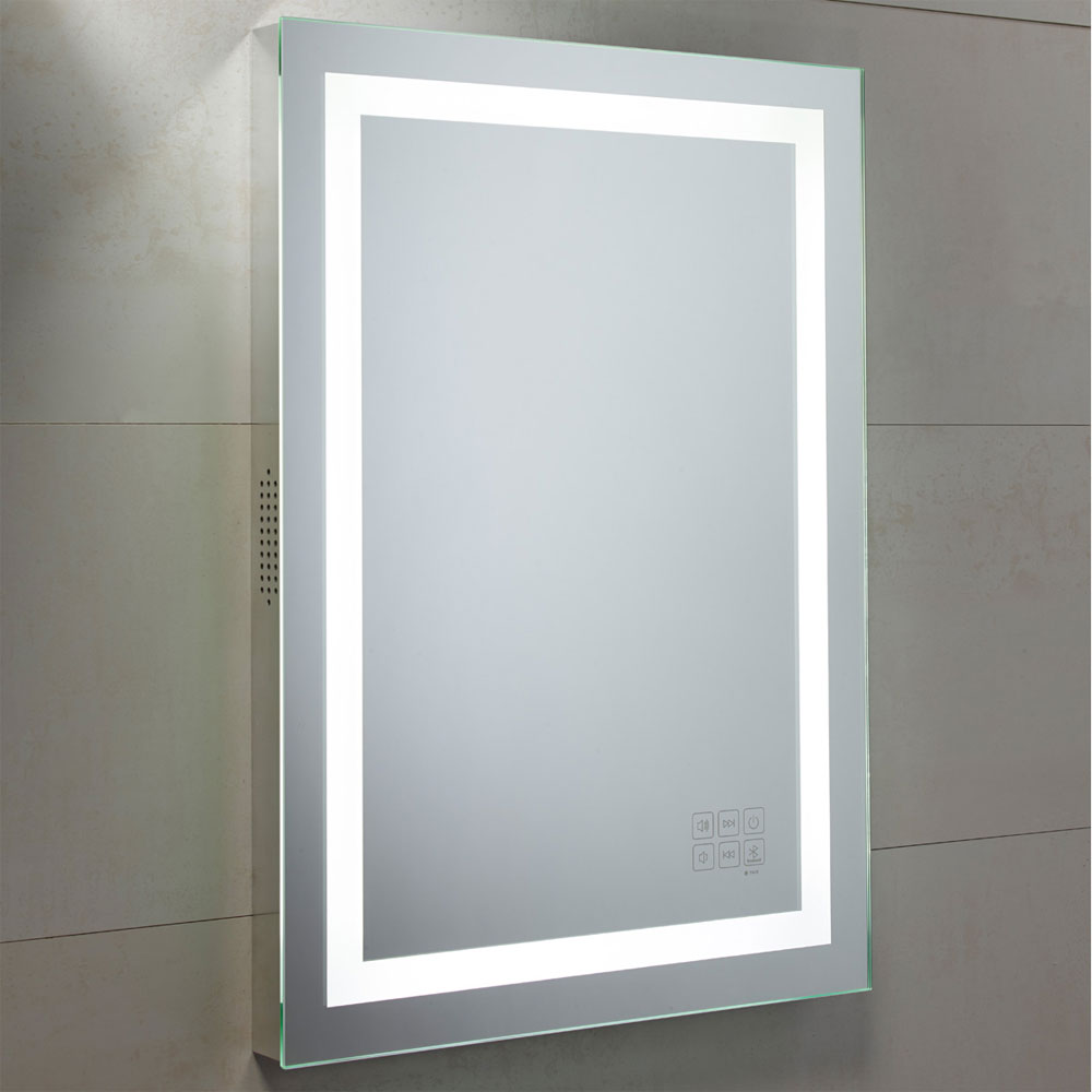Roper Rhodes Encore Bluetooth Illuminated Mirror - MLE430 Feature Large Image