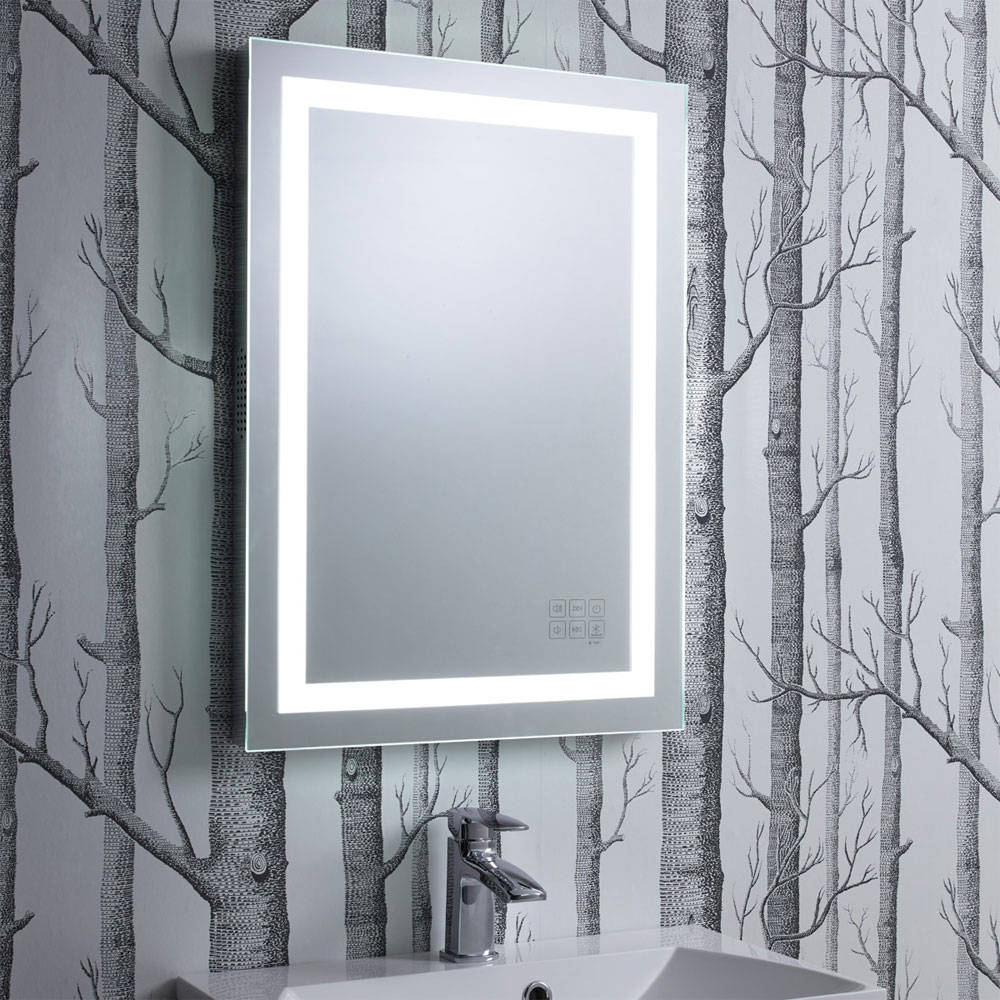 Roper Rhodes Encore 'Mist Free' Bathroom Mirror
