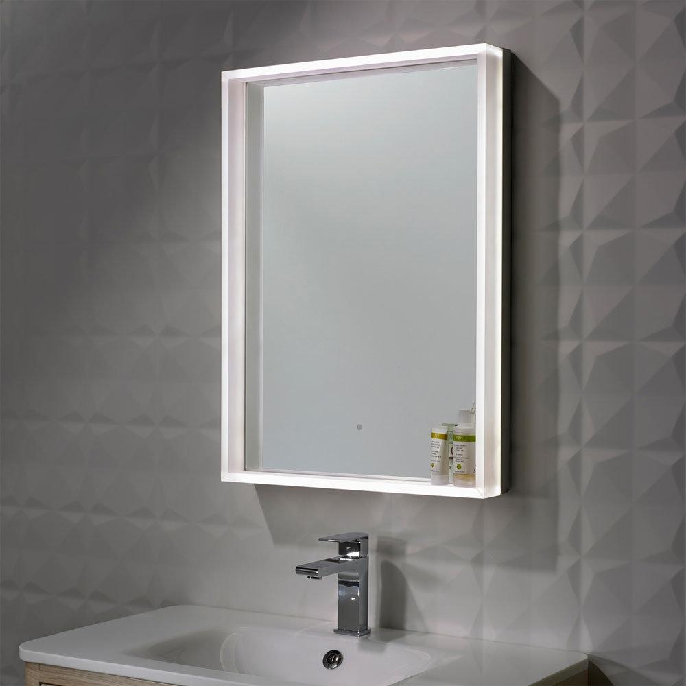 Roper Rhodes Aura Illuminated Mirror - MLE450 Standard Large Image