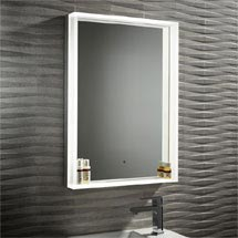 Roper Rhodes Aura Illuminated Mirror - MLE450 Medium Image