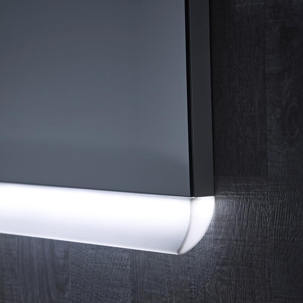 Roper Rhodes Trance Illuminated Mirror - MLE480 profile large image view 4