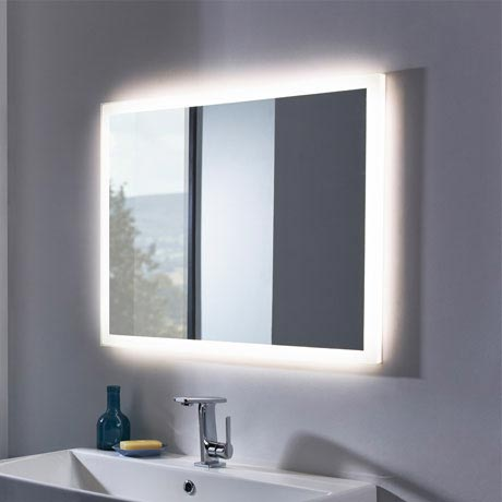 Roper Rhodes Intense Illuminated Mirror - MLE500