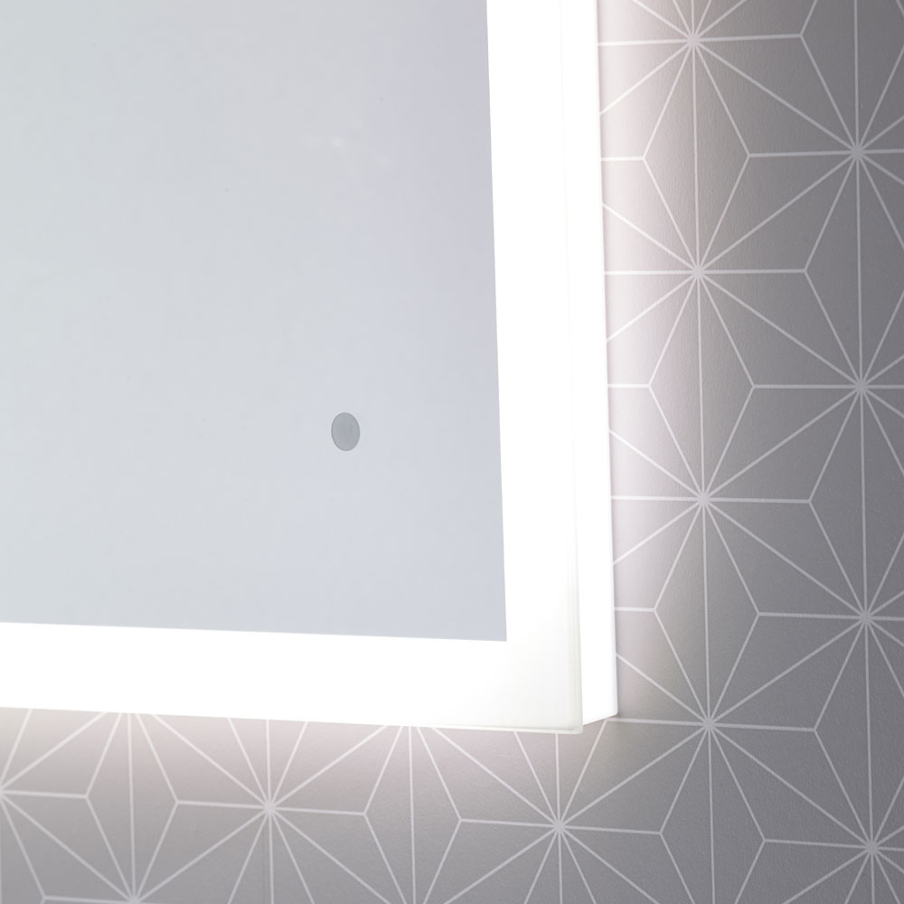 Roper Rhodes Oracle Illuminated Mirror - MLE510 Feature Large Image