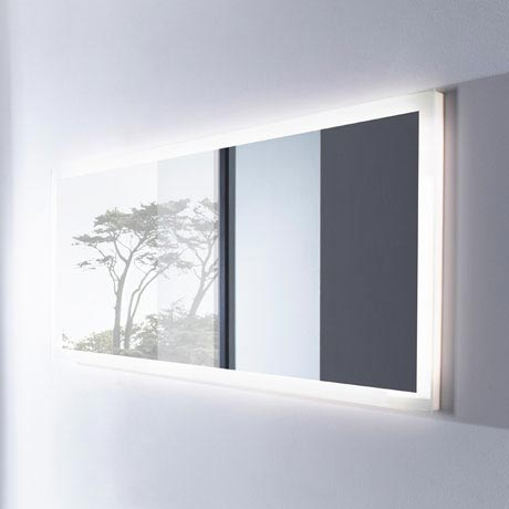 Roper Rhodes Reveal Illuminated Mirror - MLE520