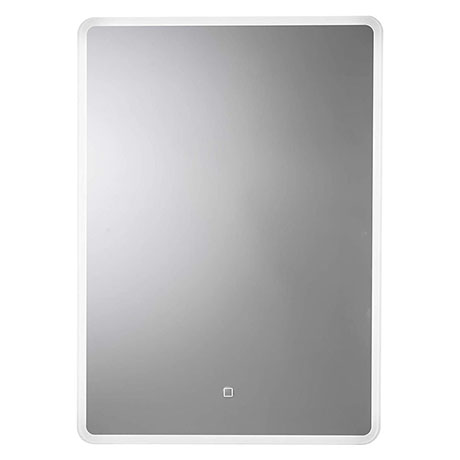 Croydex Chilcombe Hang N Lock Illuminated Mirror with Demister Pad 500 x 700mm - MM720200E