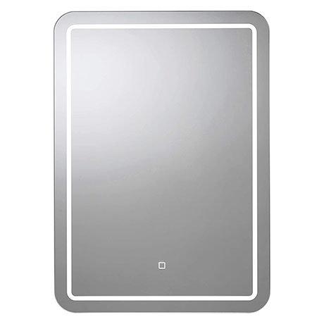 Croydex Chawston Hang N Lock Illuminated Mirror with Demister Pad 700 x 500mm - MM720400E