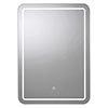 Croydex Chawston Hang N Lock Illuminated Mirror with Demister Pad 700 x 500mm - MM720400E profile small image view 1