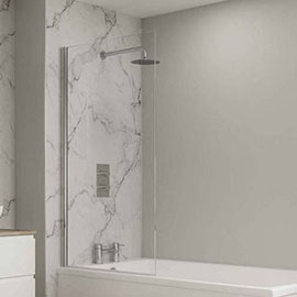 Multipanel Neutrals Collection Dove Grey Bathroom Wall Panel