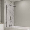 Multipanel Neutrals Collection Dove Grey Bathroom Wall Panel profile small image view 1