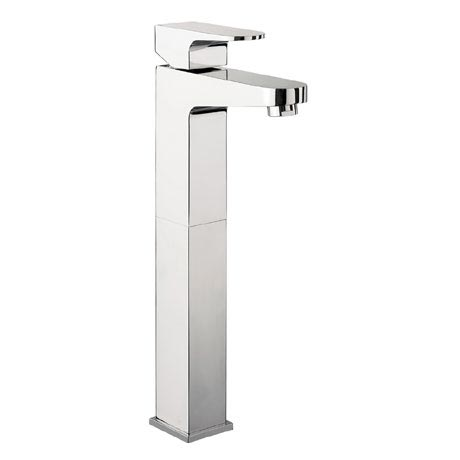 Crosswater - Modest Tall Monobloc Basin Mixer - MO112DNC