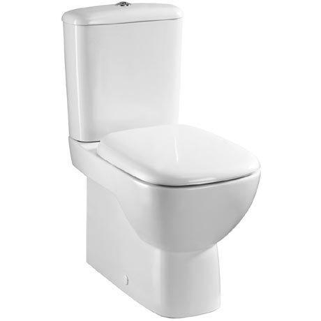 Twyford Moda Close Coupled Toilet