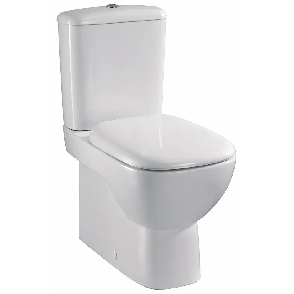 Twyford Moda Rimfree Close Coupled Toilet