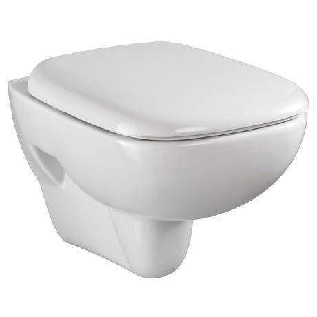 Twyford Moda Wall Hung Toilet
