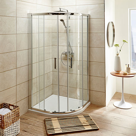 Turin 8mm Quadrant Shower Enclosure