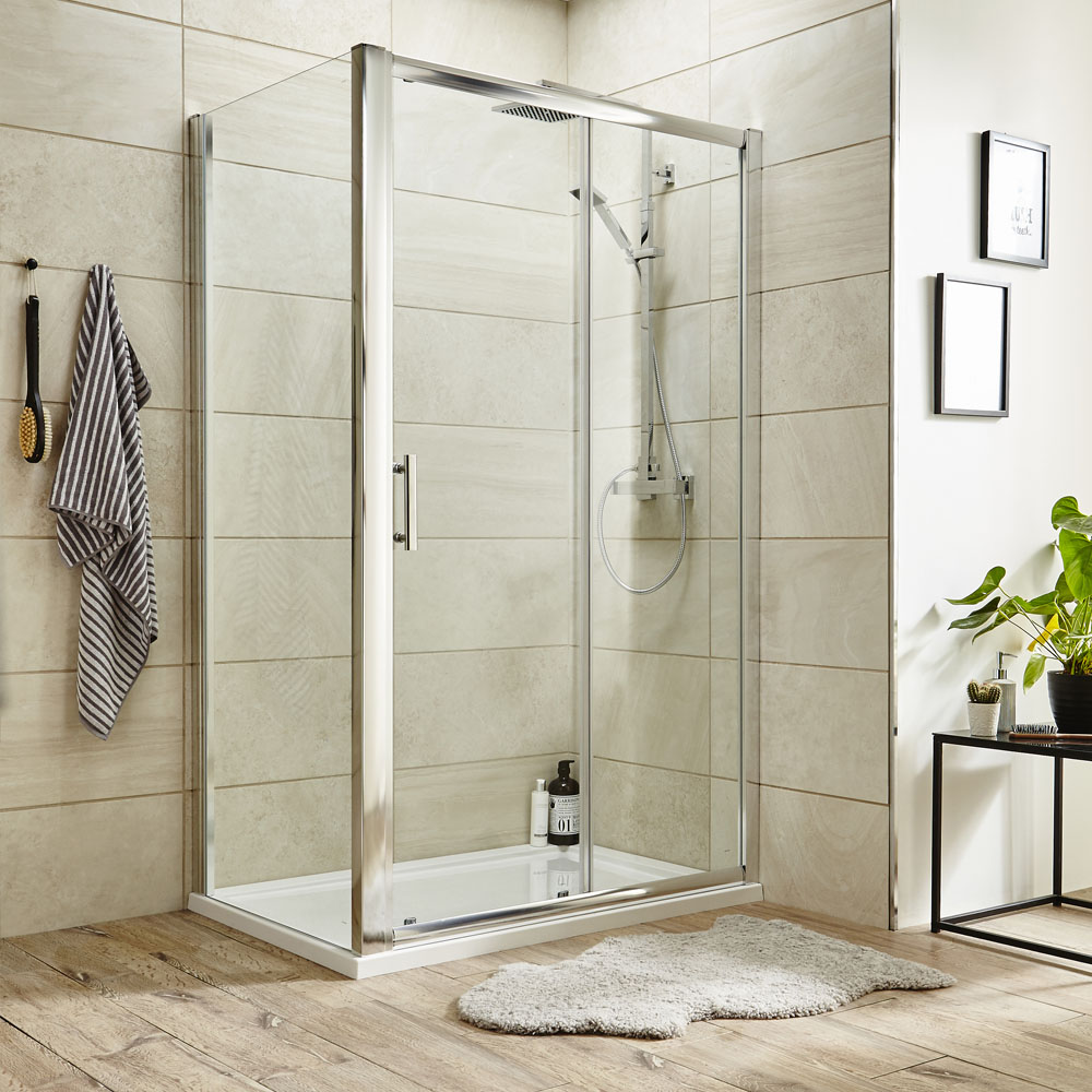 Rectangle Shower Enclosures at Victorian Plumbing UK