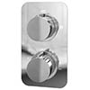Montreal Thermostatic Single Function Concealed Shower Valve profile small image view 1
