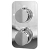 Montreal Thermostatic Dual Function Concealed Shower Valve profile small image view 1