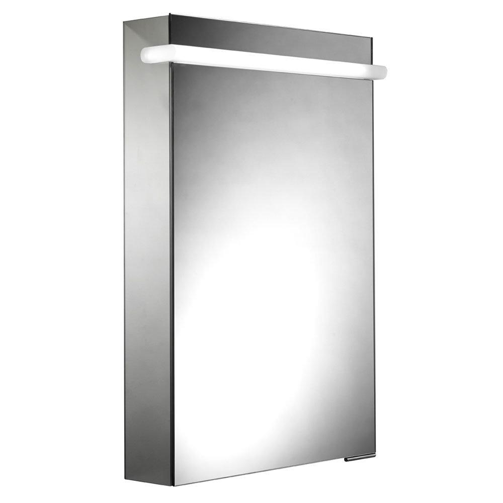 Roper Rhodes Impress Illuminated Mirror Cabinet - MP50AL Large Image