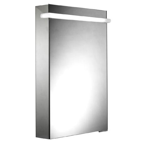 Roper Rhodes Impress Illuminated Mirror Cabinet - MP50AL
