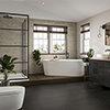 Multipanel Linda Barker Stone Elements Bathroom Wall Panel profile small image view 1