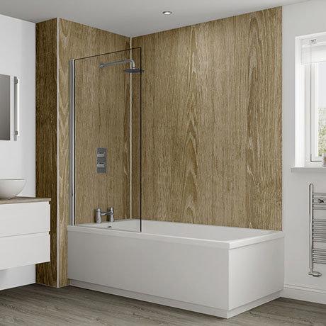 Multipanel Heritage Rural Oak Bathroom Wall Panel