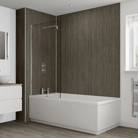 Multipanel Heritage Logan Oak Bathroom Wall Panel