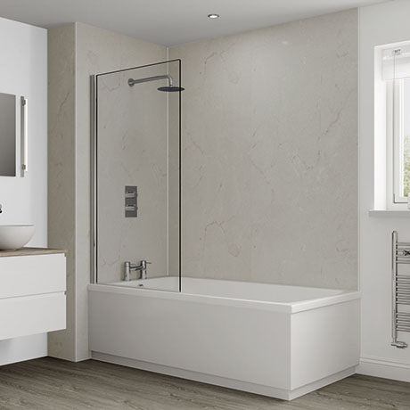 Multipanel Classic Marfil Cream Bathroom Wall Panel