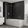 Multipanel Classic Twilight Bathroom Wall Panel profile small image view 1