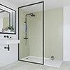 Multipanel Heritage Esher Linewood Bathroom Wall Panel profile small image view 1
