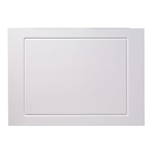Tavistock Meridian 750mm Routed End Bath Panel - Gloss White Large Image