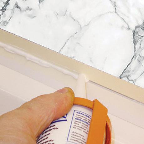 Multipanel Sealux-N Silicone Sealant 310ml - White