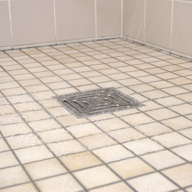 Marmox Wet Room Floor Tray - Centre Drain Profile Large Image