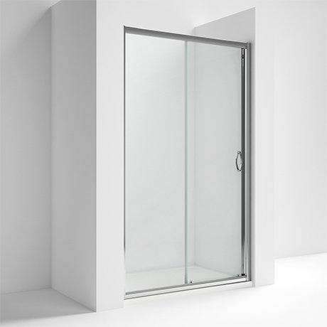 Milton Sliding Shower Door