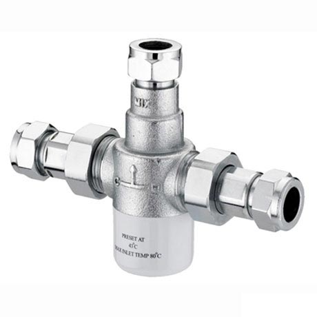 Bristan - Gummers 15mm Thermostatic Mixing Valve - MT503CP Large Image