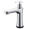 Mileto Touch Sensor Basin Tap with Integrated Soap Dispenser profile small image view 1