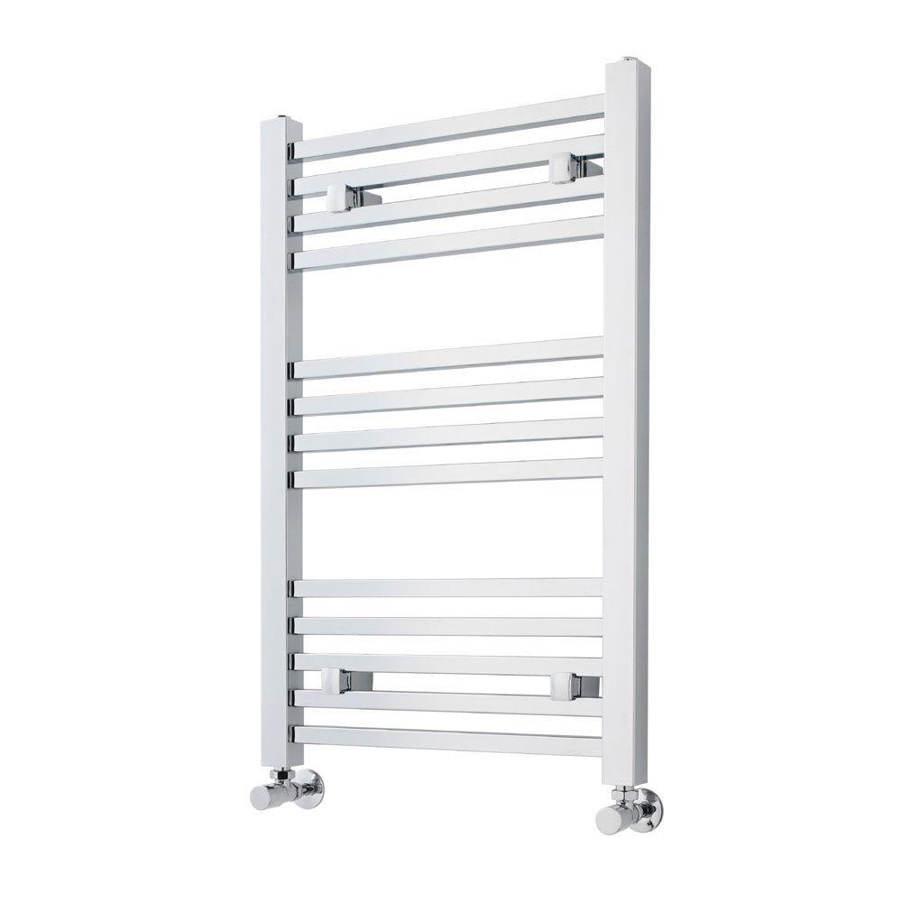 Premier - Square Ladder Rail - 800 x 500mm - Chrome - MTY108 Large Image
