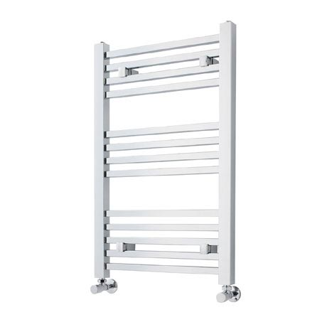 Premier - Square Ladder Rail - 800 x 500mm - Chrome - MTY108