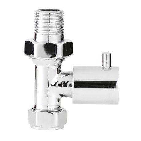 Premier - Minimalist Radiator Valves - Straight - MTY123