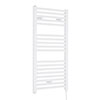 Premier H920mm x W480mm White Electric Only Ladder Rail - MTY157 profile small image view 1